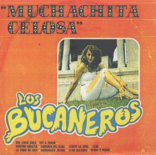 Los Bucaneros - Frontal